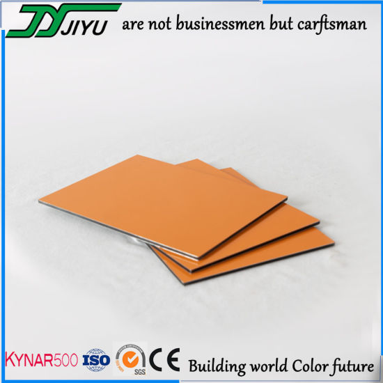 3mm 4mm Aluminum Composite Panels for Exterior Wall Cladding