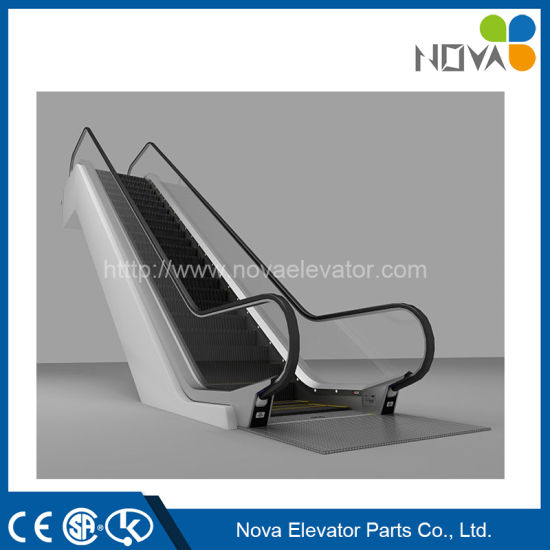 Indoor Outdoor Escalator Moving Walks Passenger Conveyor