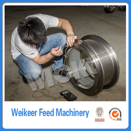 Low Consumption Ring Die for Pellet Mill pictures & photos