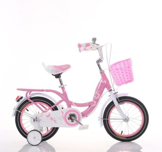 Pink Girl Bike 12 14 16 20inch with Good Quality Wts116 pictures & photos