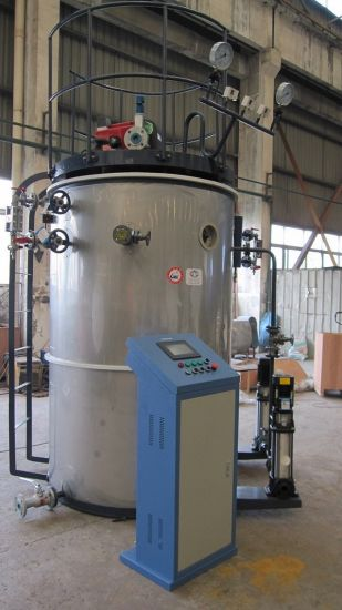 Fuel Gas/Diesel/Dual Vertical Steam Boiler pictures & photos