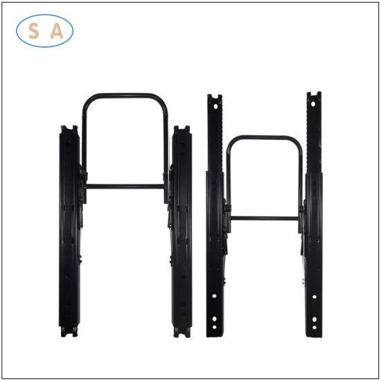 Wholesale Customized Auto Seat Slide, Electric Adjustable Sliding 12 V Car Seat Slide Rail
