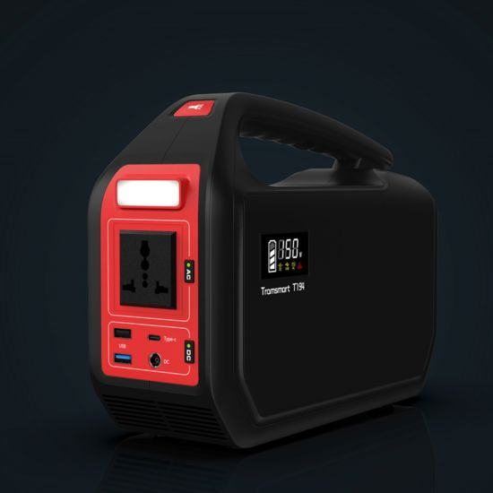 194wh 150W Lithium Ion Battery Portable Solar Power Generator with Ce RoHS FCC PSE
