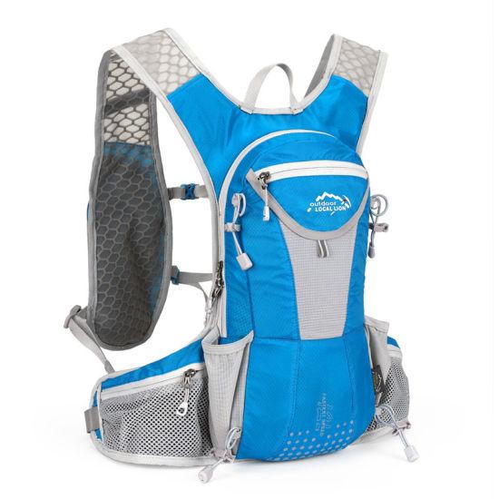 Multi-Function Pragmatism Non-Slip Shoulder Strap Sport Cycling Pack Wholesale Hydration Water Bladder Backpack