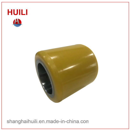 Heli Hangcha Tcm Toyota Forklift PVC PU material Load Wheel 85*85 in Shanghai