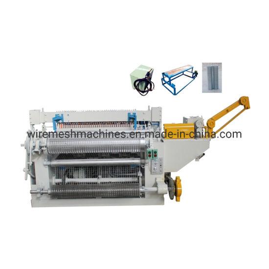 Full Automatic Welded Dutch Net Wire Mesh Welding Machine China