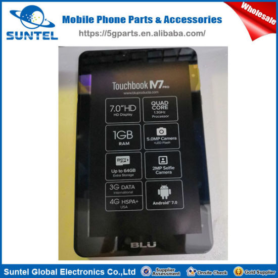 New LCD Display for Blu Touchbook M7 PRO P290L Tablet LCD Screen Panel  Replacement