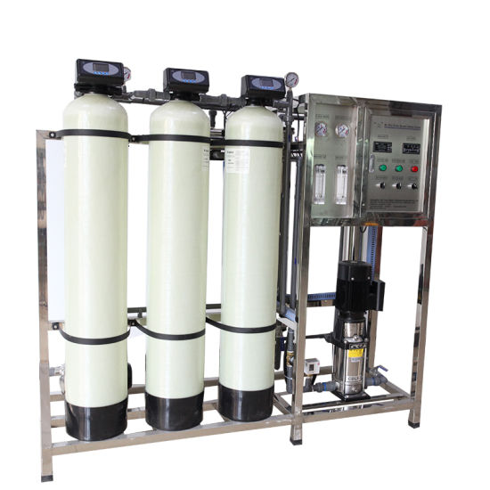 972965e2124 500lph Electric Reverse Osmosis Water Purifier with RO Factory pictures    photos
