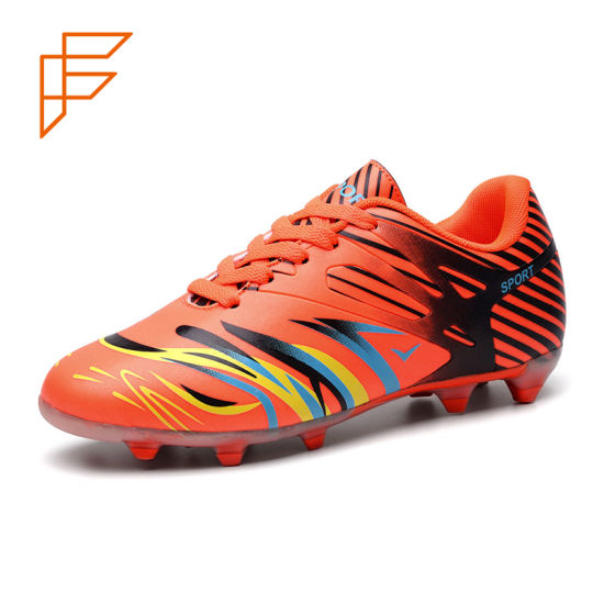 318b560fc67 China Topsion Best Selling Products Mens Soccer Cheap Studs Football ...