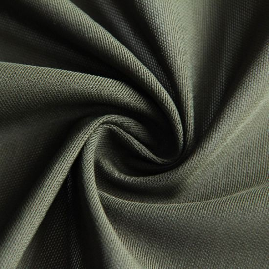 150GSM Nylon Spandex/Lycra Knit Mesh Fabric with Elastic for Garments pictures & photos