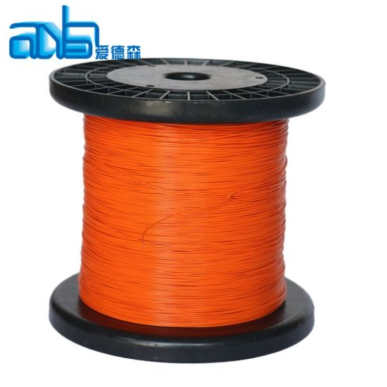 100 METRE REEL OF GREEN YELLOW HEAT RESISTANT WIRE CABLE 1.5mm HIGH TEMPERATURE