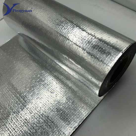 China Best Double Sided Aluminium Foil Woven Thermal