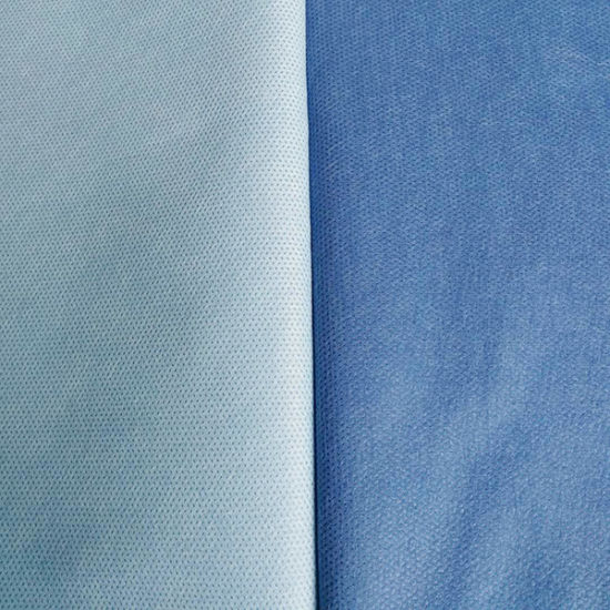 SMS SMS Nonwoevn Nonwoven Fabric for Medical/Home Textile