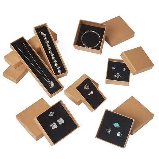 Customize Luxury Jewelry Gift Paper Packaging Box pictures & photos