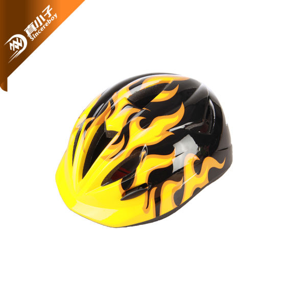 Kids Ski Safety Sport Scooter Bike Bicycle Cycling Cartoon Helmet