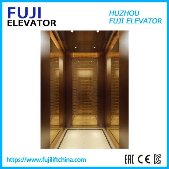 FUJI Lift for Passenger Commercial Building Elevator and Shopping Center