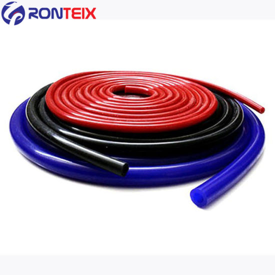 Silicon//Silicone Vacuum Hose Tubing Black water,air tube hose Red Blue