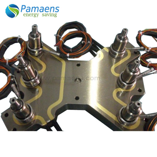 High Quality Hot Runner Manifold System with One Year Warranty