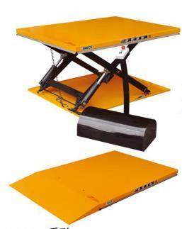 Ultra-Low Electric Lift Platform Hydraulic Scissor Lift Table