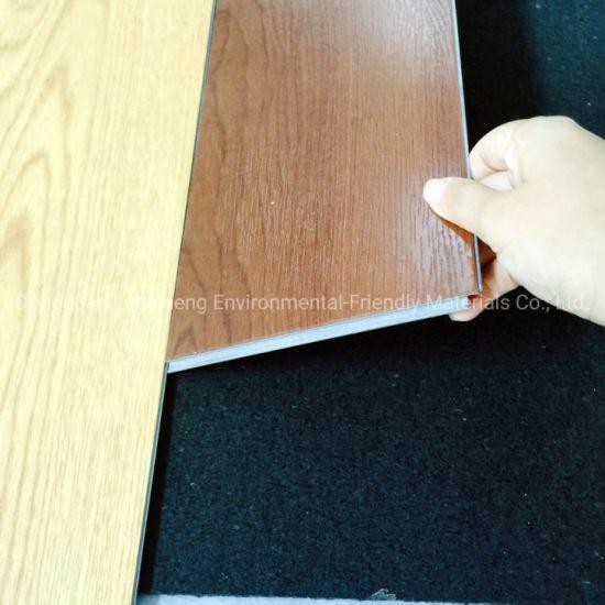China Apartment Floor Soundproof, 5mm Underlay For Laminate Flooring