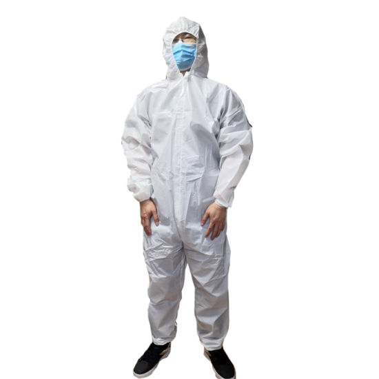 Coverall Pritective Isolation Suits for Hospital