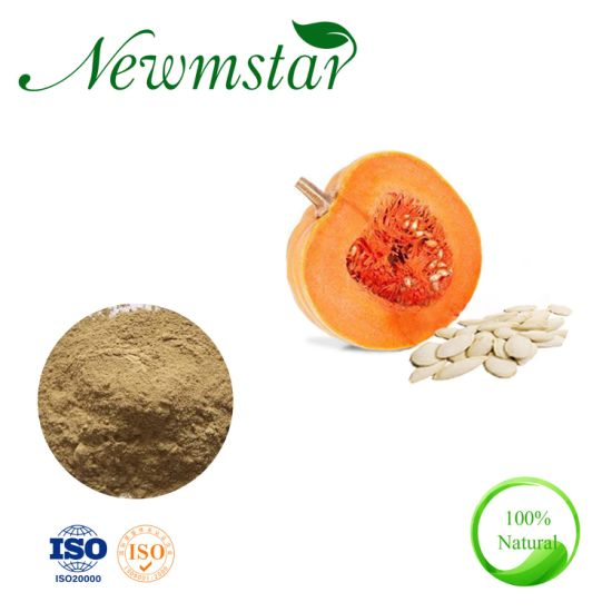 Organic Banance Protein Powder Pumpkin Seeds Extract with Powder for Prostate Disease, Cough, Sorethroat
