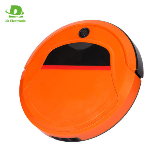 USB Charging Automatic Mini Smart Robot Vacuum Cleaner 3 in 1