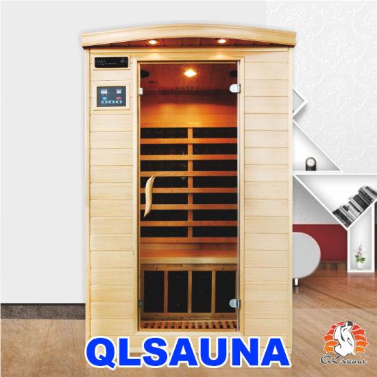 2 Person Infrared Sauna Room Carbon Heater G2 Tourmaline Sauna