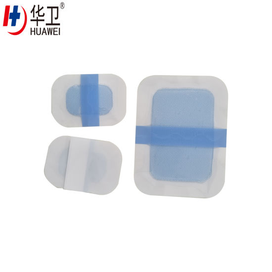 Transparent High Absorbent Medical Hydrogel Dressing Hypoallergenic Wound Adhesive Wound FDA Ce Hydrogel Wound Dressing