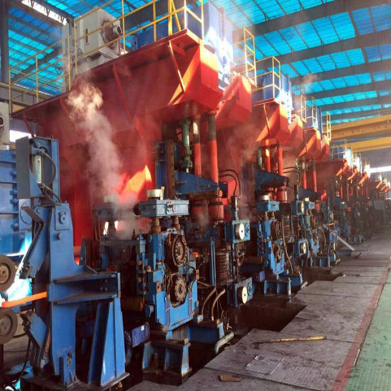 Continuous Casting and Rolling Machine pictures & photos