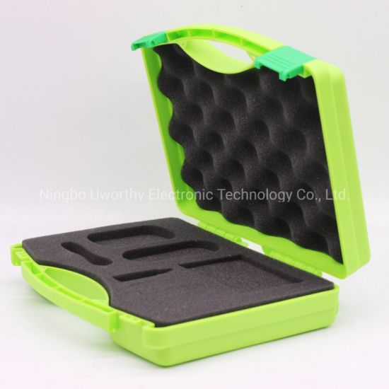 China OEM Manufacturer Blow & Injection Mold Hard Plastic Equipment Case for Tools
