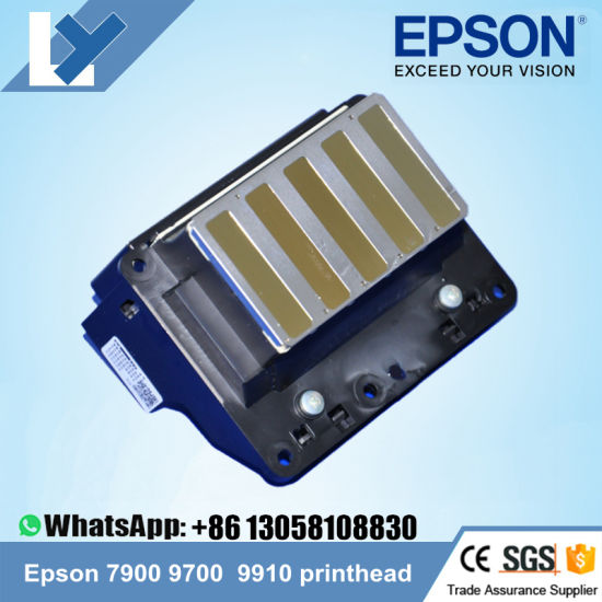 Original New Epson Dx6/F191040 Print Head/Printhead for Epson Stylus PRO  7700 9700 9710 7710 7890 9890 7908 9908 7900 7910 9900 9910 Printhead