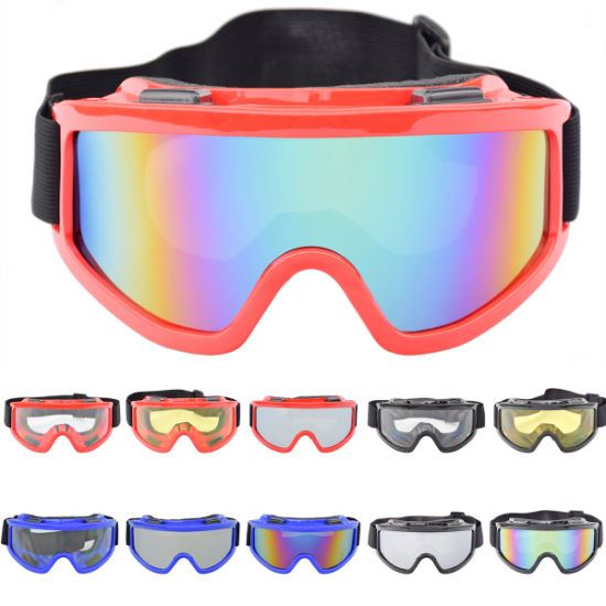 Motorcross Mx Goggles Eyewear off Road Quad ATV Dirt Bike for Riding pictures & photos