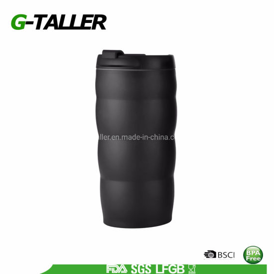 12oz Travel Vacuum Insulated Camping Coffee Mug with Lid