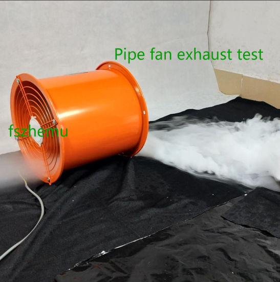 220V 450W Industrial Electric High Velocity Axial Flow Fan