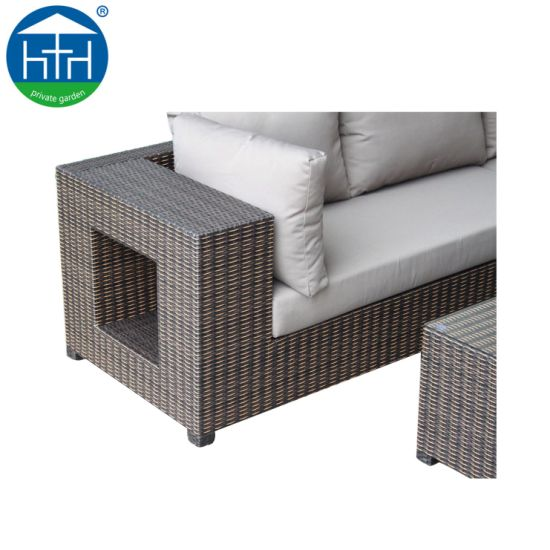 Stupendous Hotel Lobby Sofa Cozy Living Room Sectional Rattan Sofa Set With Storage Space Pdpeps Interior Chair Design Pdpepsorg