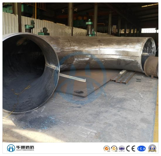 Butt Weld Carbon Steel Pipe Fitting for Tee, Cap, Reducer, Elbow