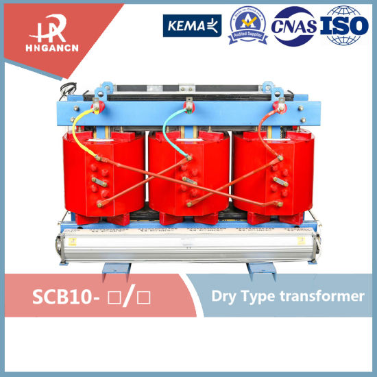 Scb10 Series Resin Insulation Dry Type Power Distribution Transformer
