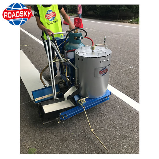 Hot Melted Pavement Marking Road Paint Manufacturer