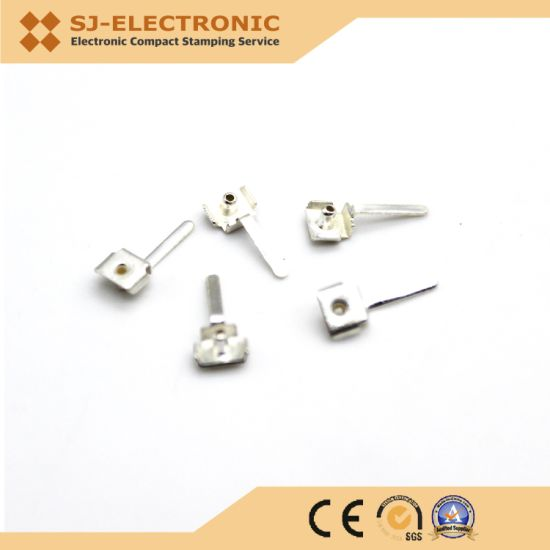 High Precision Machining Stamping Connector Terminal for POS/Telephone/TV