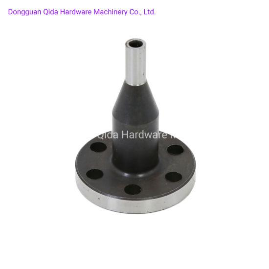 5 Axis Precision Brass C3601 CNC Lathe Part Spare Part