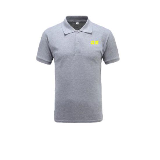 Cheap Wholesale Logo Custom Team T-Shirt Promotional Polo T Shirt