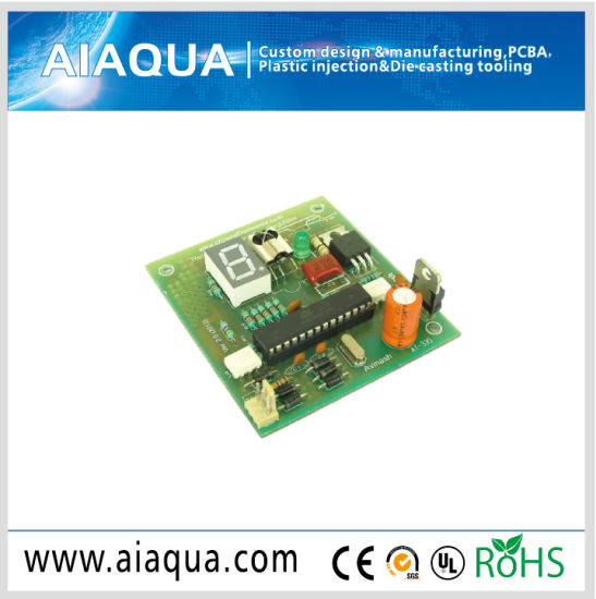 China Electronic PCB Assembly Production and PCBA Test