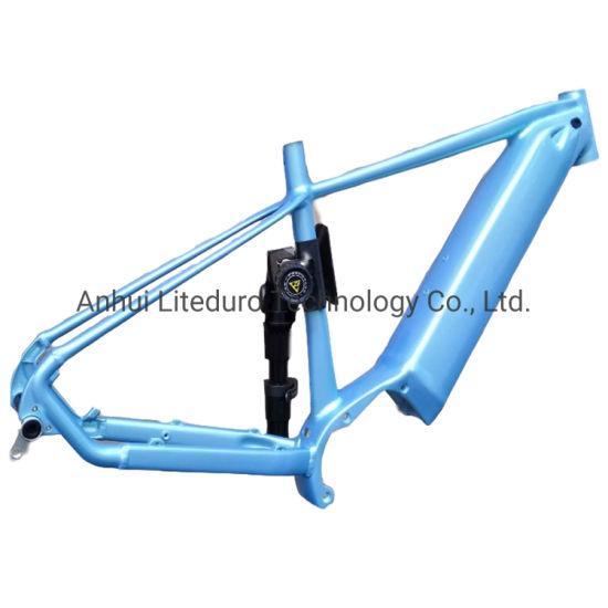 Shimano Steps E8000 Aluminum Electric Mountain Bike Frame Emtb