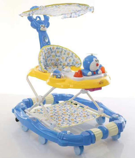 Factory Wholesale Baby Products New Model Baby Walker pictures & photos