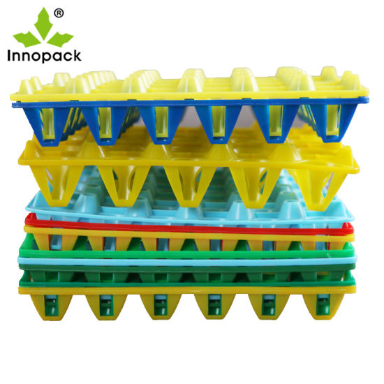 Plastic Egg Tray 30 Holes Virgin PP Quail Egg Tray, Egg Packaging Container pictures & photos