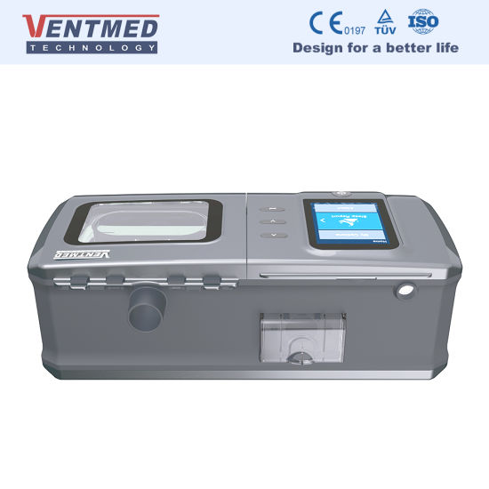 China Ventmed St25 Bipap Machine with Full Face Mask for