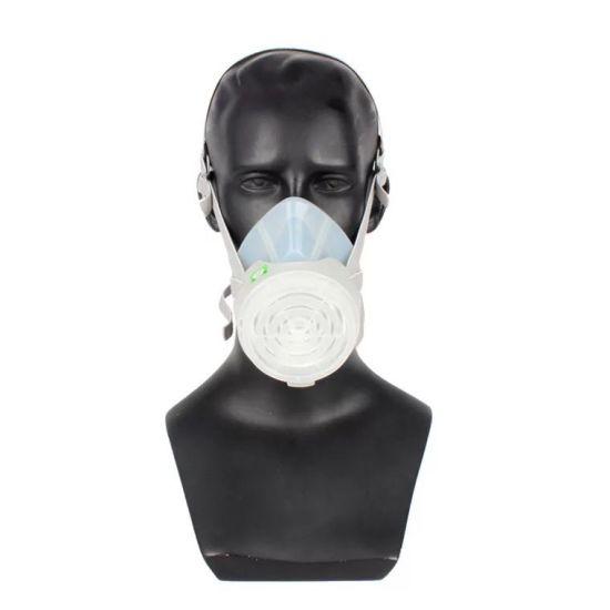 Half Face Gas Mask Respirator Reusable Anti Dust Mask