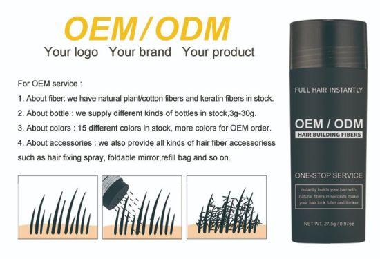Best Hair Fibers Oil for Hair Loss Treatment 27.5g 28g Bottle