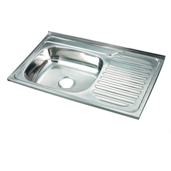 China 201 Stainless Steel Outdoor Sink